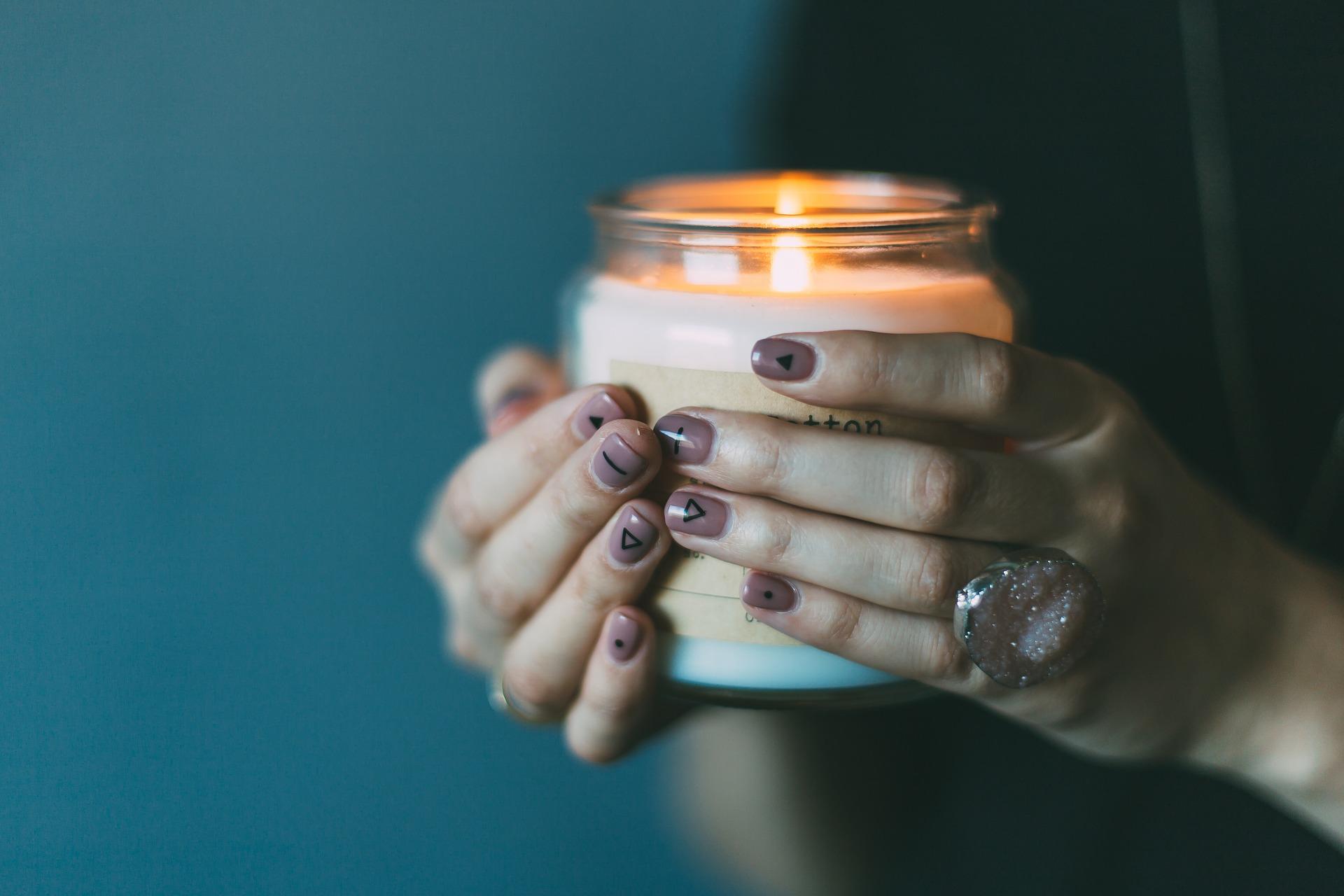 reflective service candle.jpg
