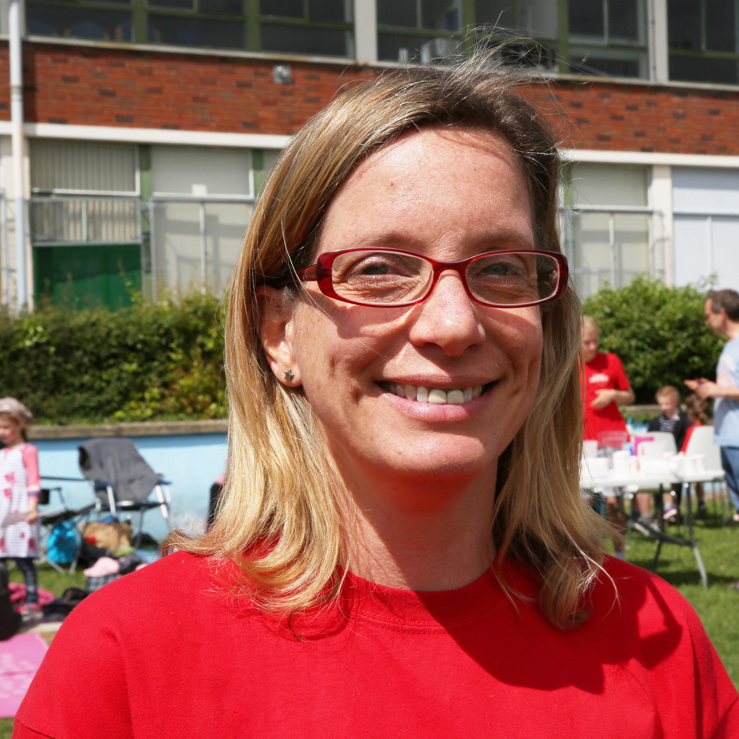 Kath Speers - Children and Families Worker