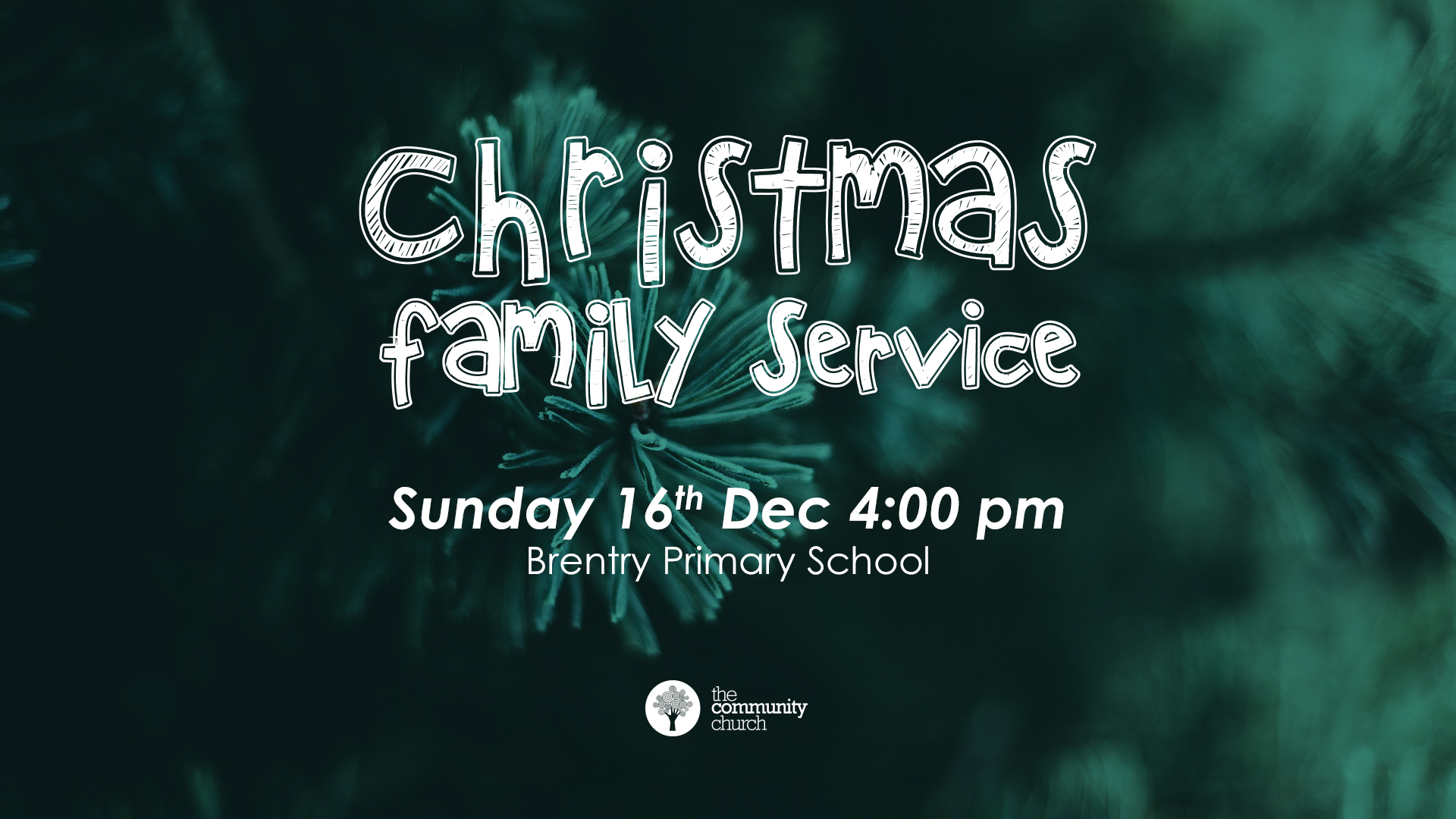 Carols, fancy dress, fun, food and a Christmassy family talk.