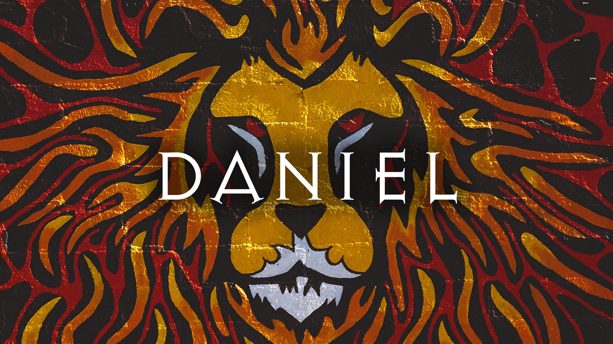 Coming Soon: Daniel