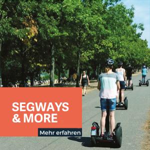 Segways & More Touren