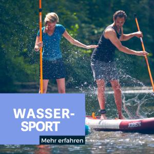 Wassersport Stand Up Paddling