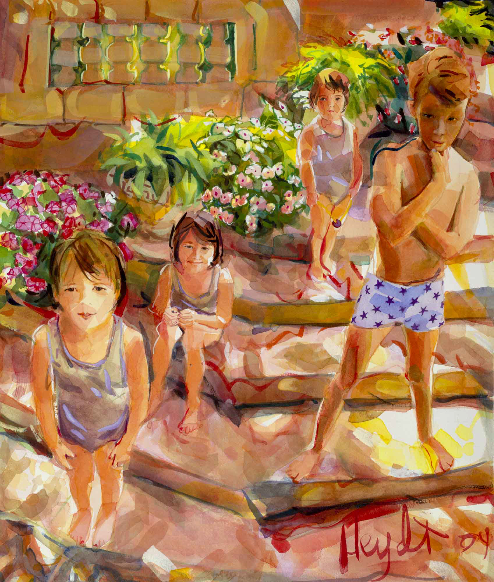 NewportantIII-4 kids in bathing suits.jpg