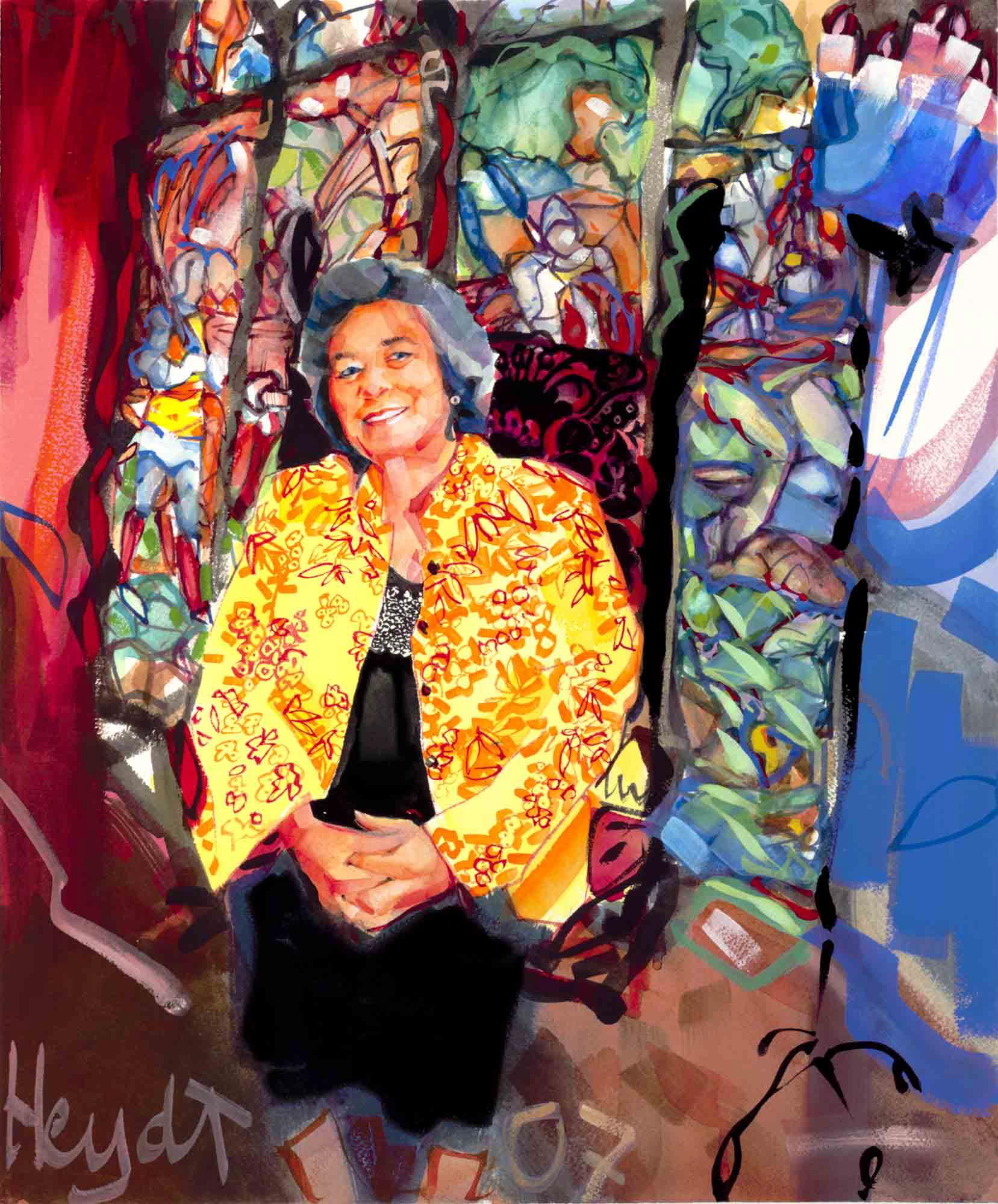 NewportantIII-stained glass Woman.jpg