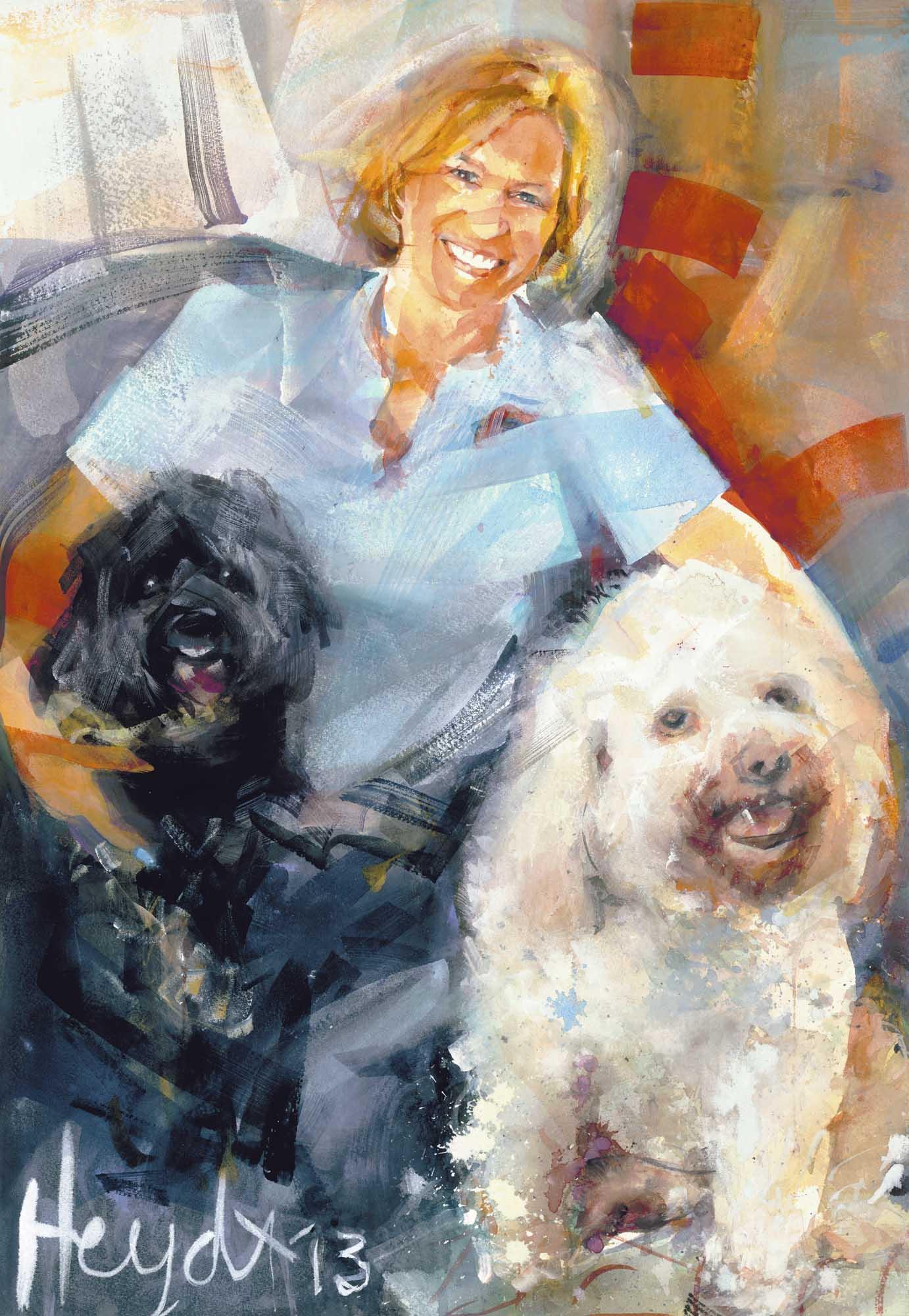 Dogs & lady.jpg