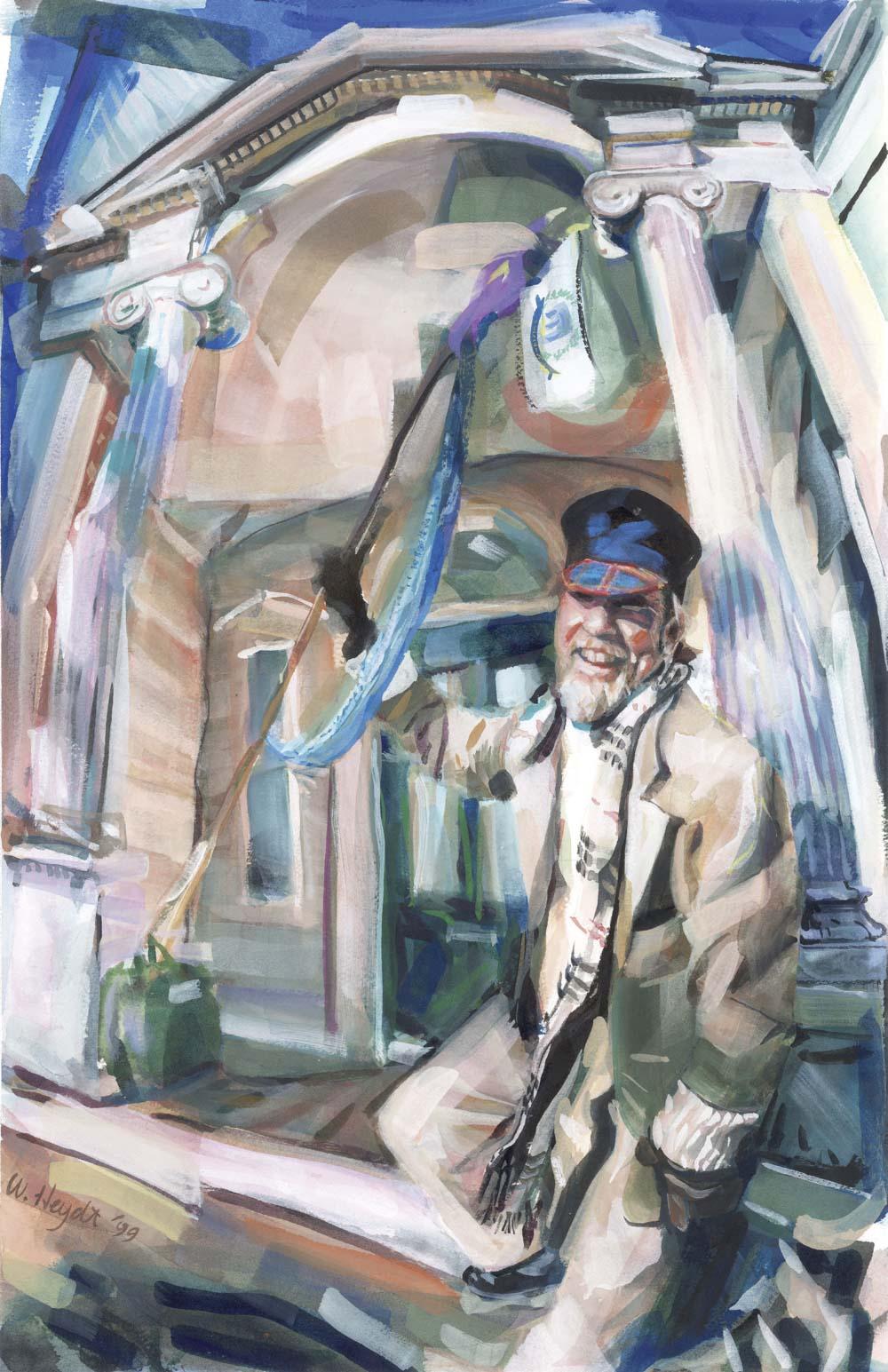 G. Brian Sullivan, Newport's Doctor of Love