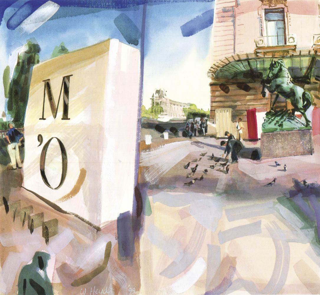 The Magnificent Musée d'Orsay - Paris