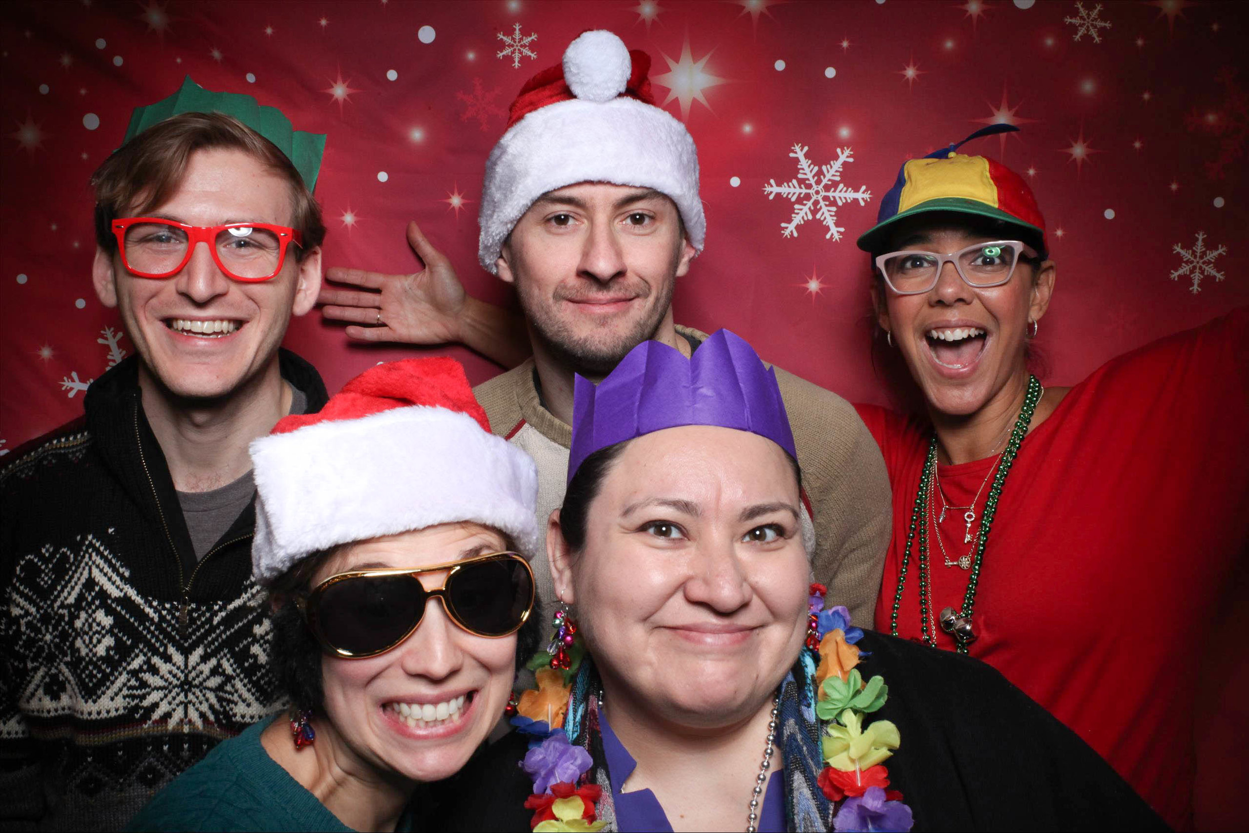 UCHICAGO HOLIDAY PARTY