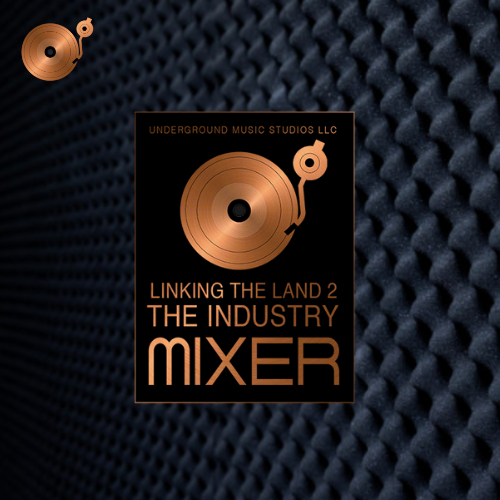 industry mixer - #LinkingTheLand2 : Invitation Only. This studio lock-in and networking event is one you don't want to miss!