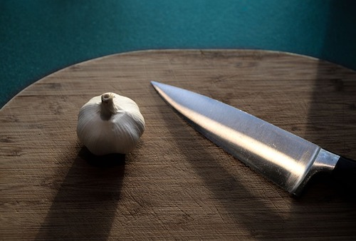 A Good Knife - A good knife can really make cooking a lot more fun and easier. Regardless of who it is everyone can appreciate a well made knife to some degree. You can break the bank or buy something mid range like Zwilling J.A. Henckels, which is good enough knife for 99% of us.