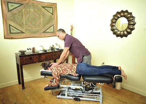 Chiropractic - Getting centered and in line can have a huge impact on your health. Chiropractic work is a great way to evaluate and correct your gate and posture. It can also help to reduce everyday stress and muscle pains. Shiva Schiff DC is a great chiropractor who meets his patients where they are and uses a distinctive holistic and gentle approach.