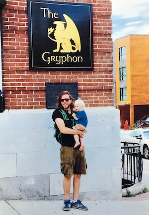 Orion and Gryphon