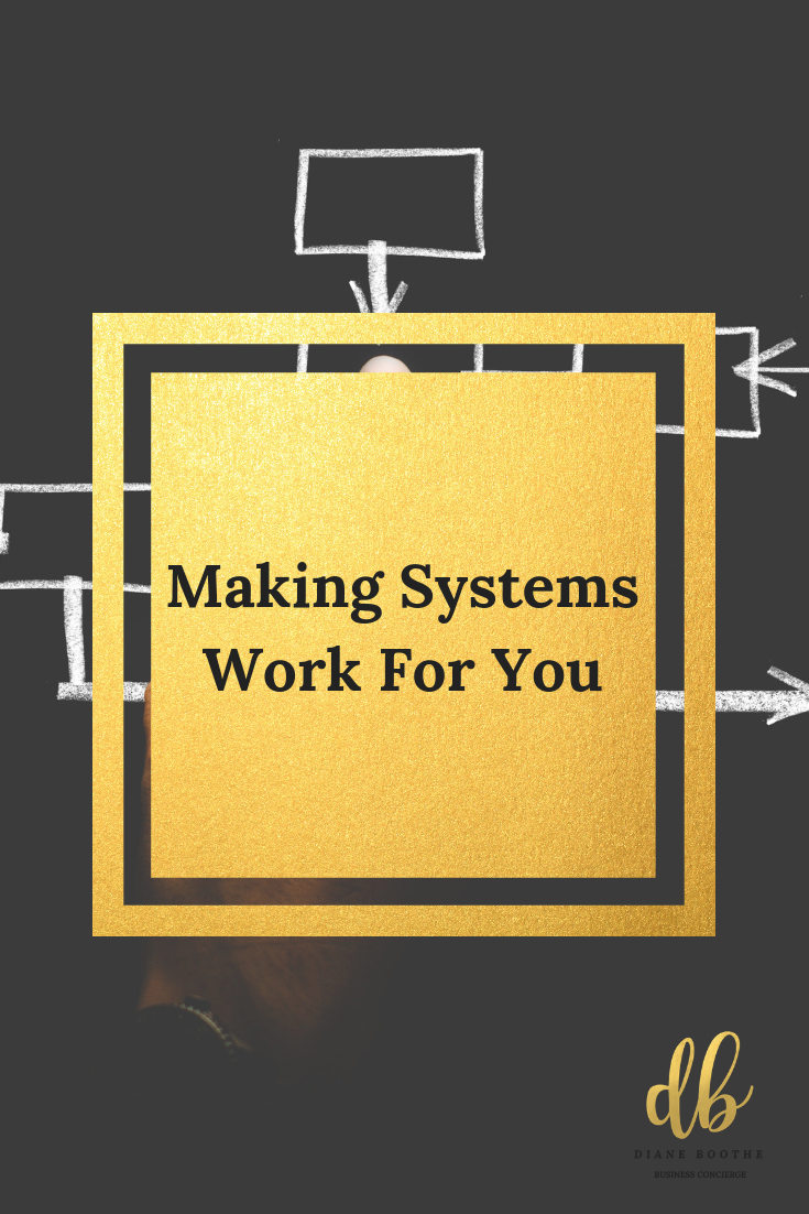 Making systems work for you
