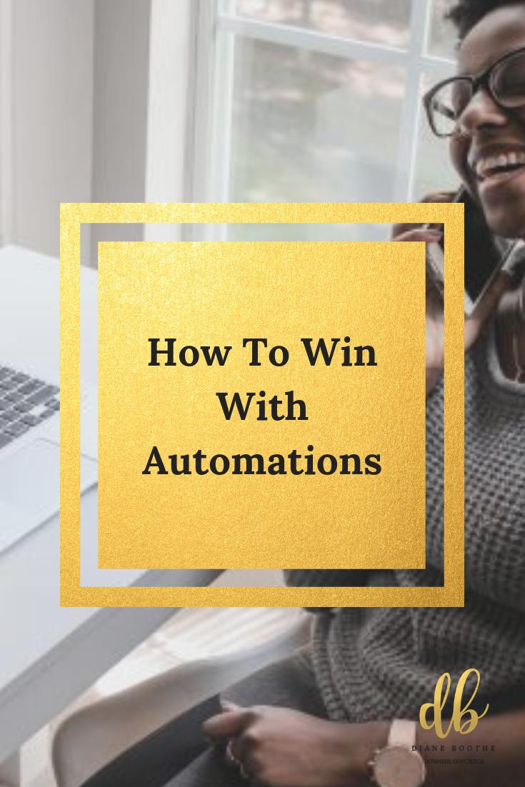 Winning Automations