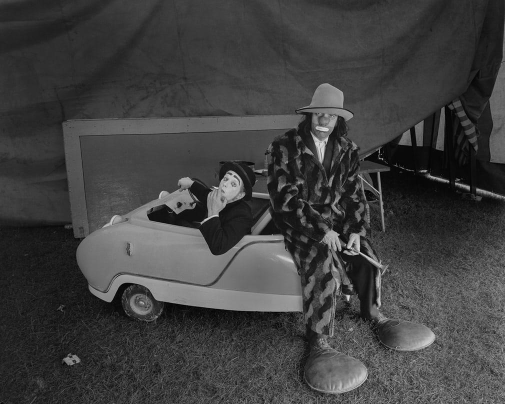 "Tommy ""Professor Grimble"" Fossett, Chipperfields, 1973"