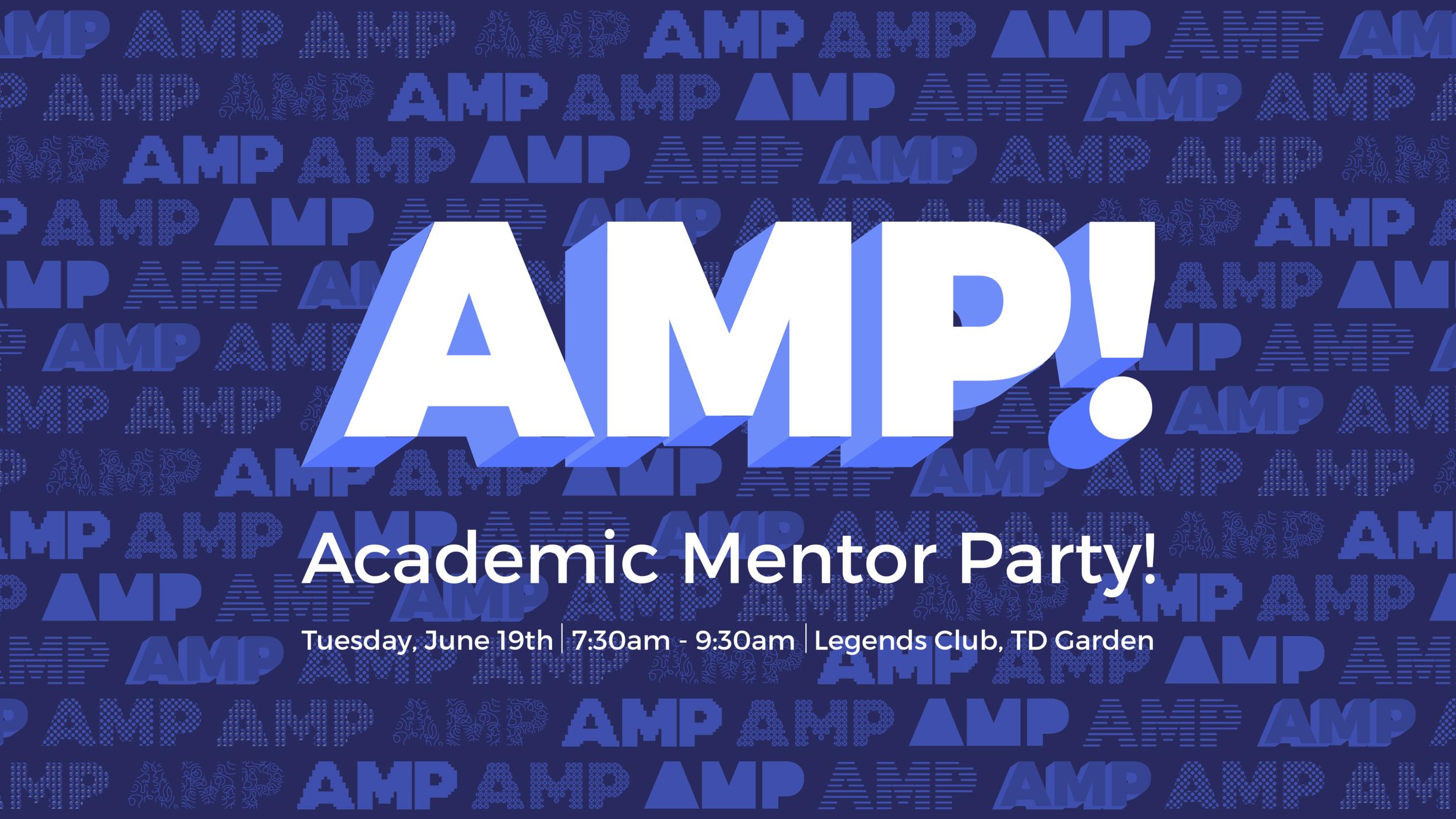 AMP Title Graphic