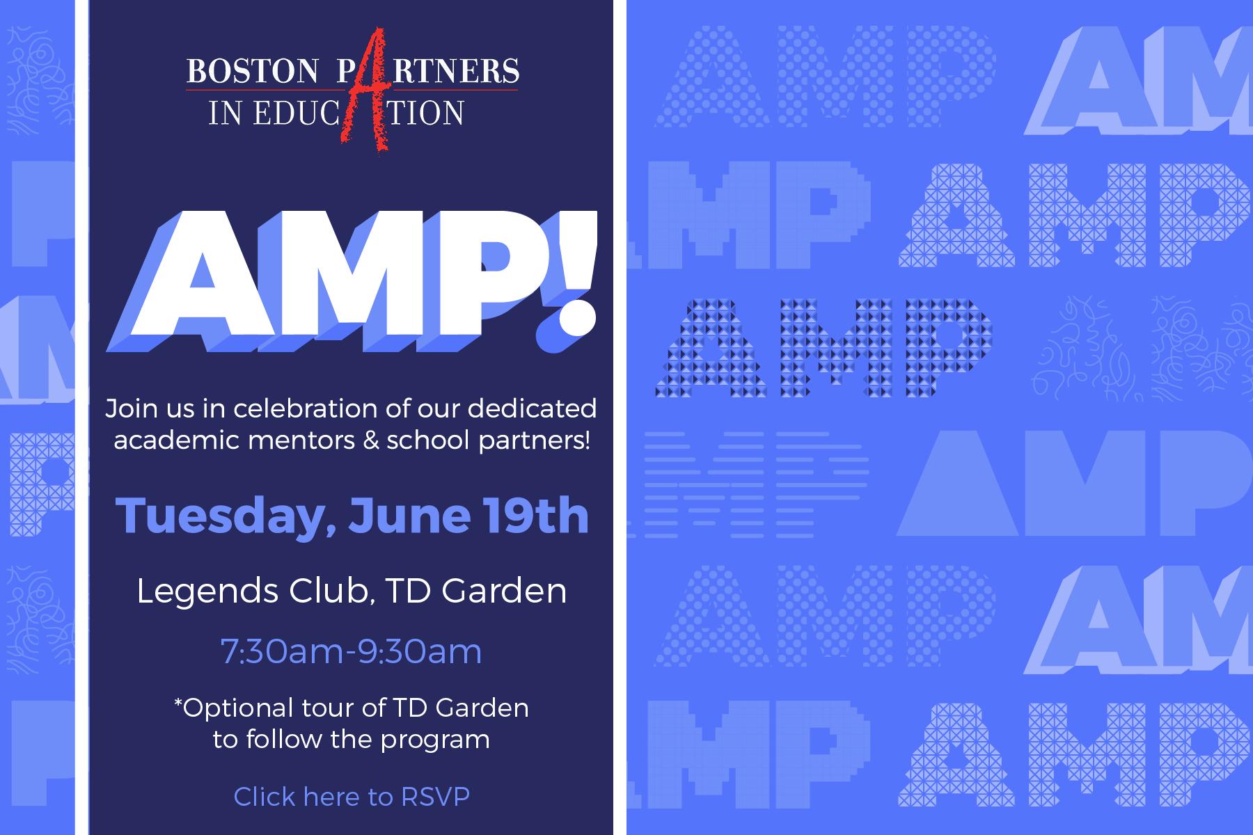 AMP Invite
