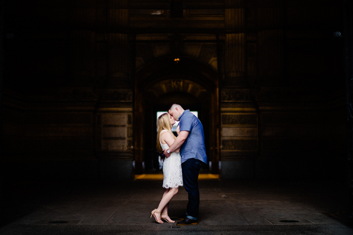 19 - Philadelphia Wedding Photgrapher Broad Street City Hall Enagement-.jpg