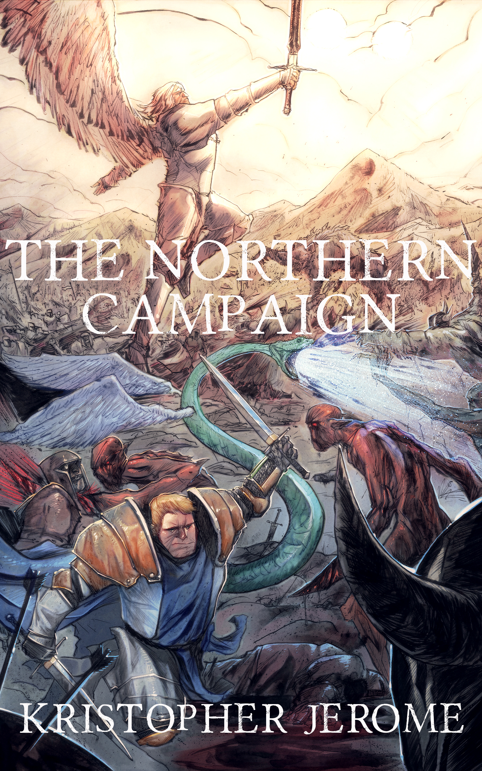 THE NORTHERN CAMPAIGN by Kristopher Jerome