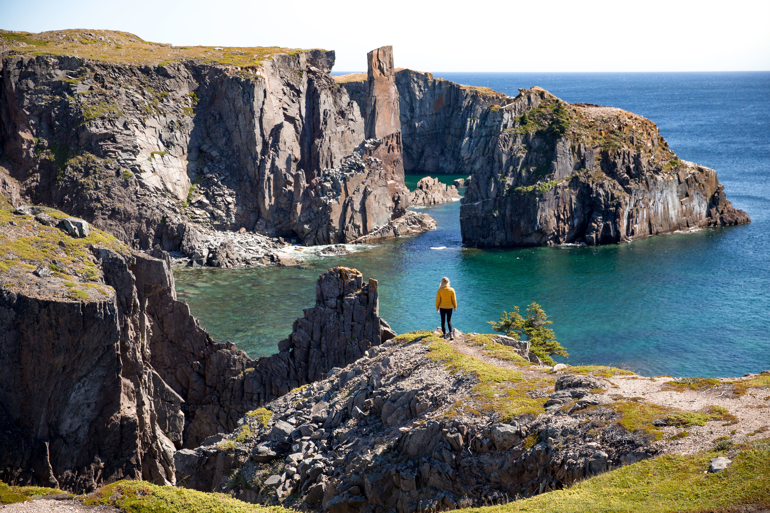 Hidden Cliffs