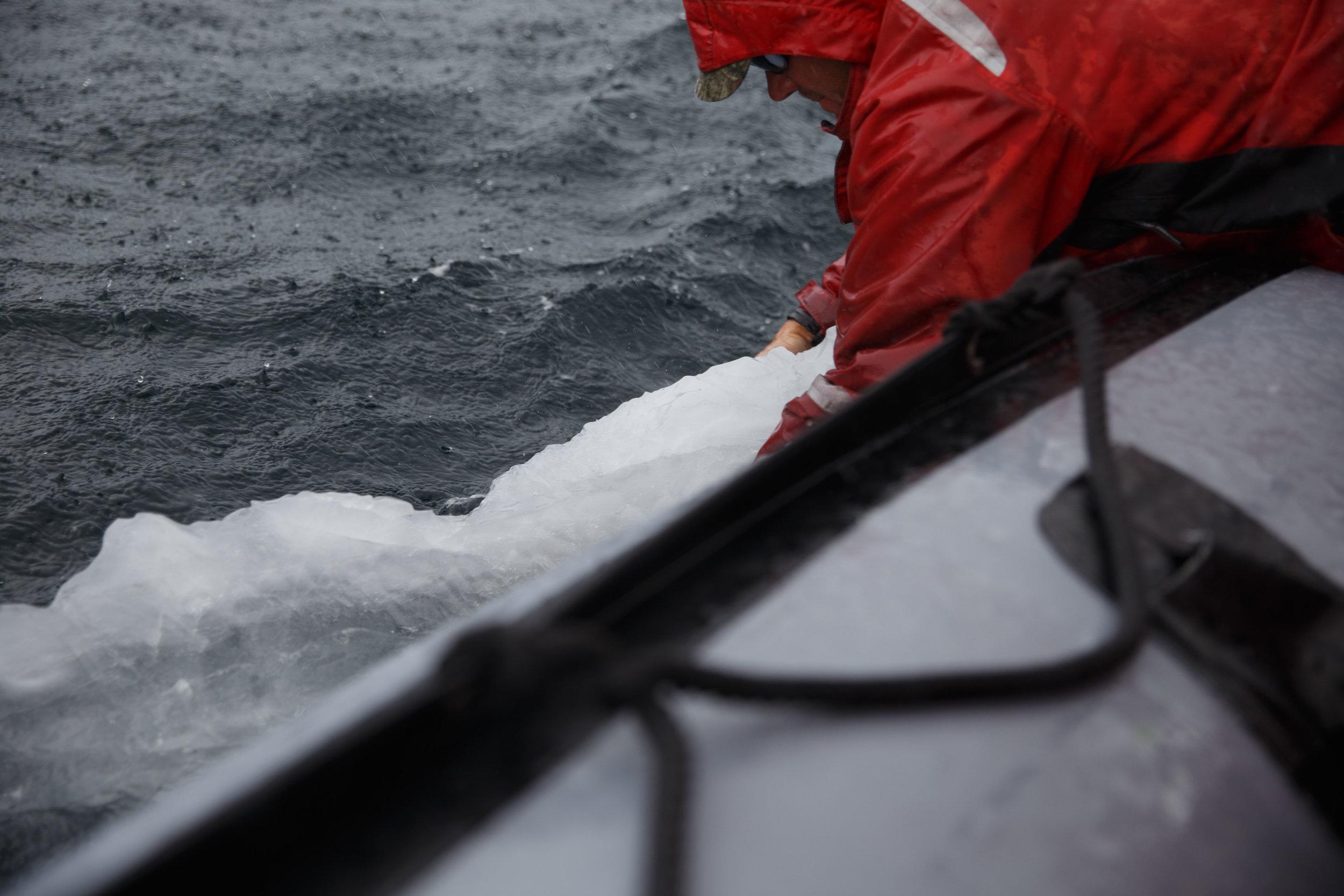 Collecting some Iceberg Chunks