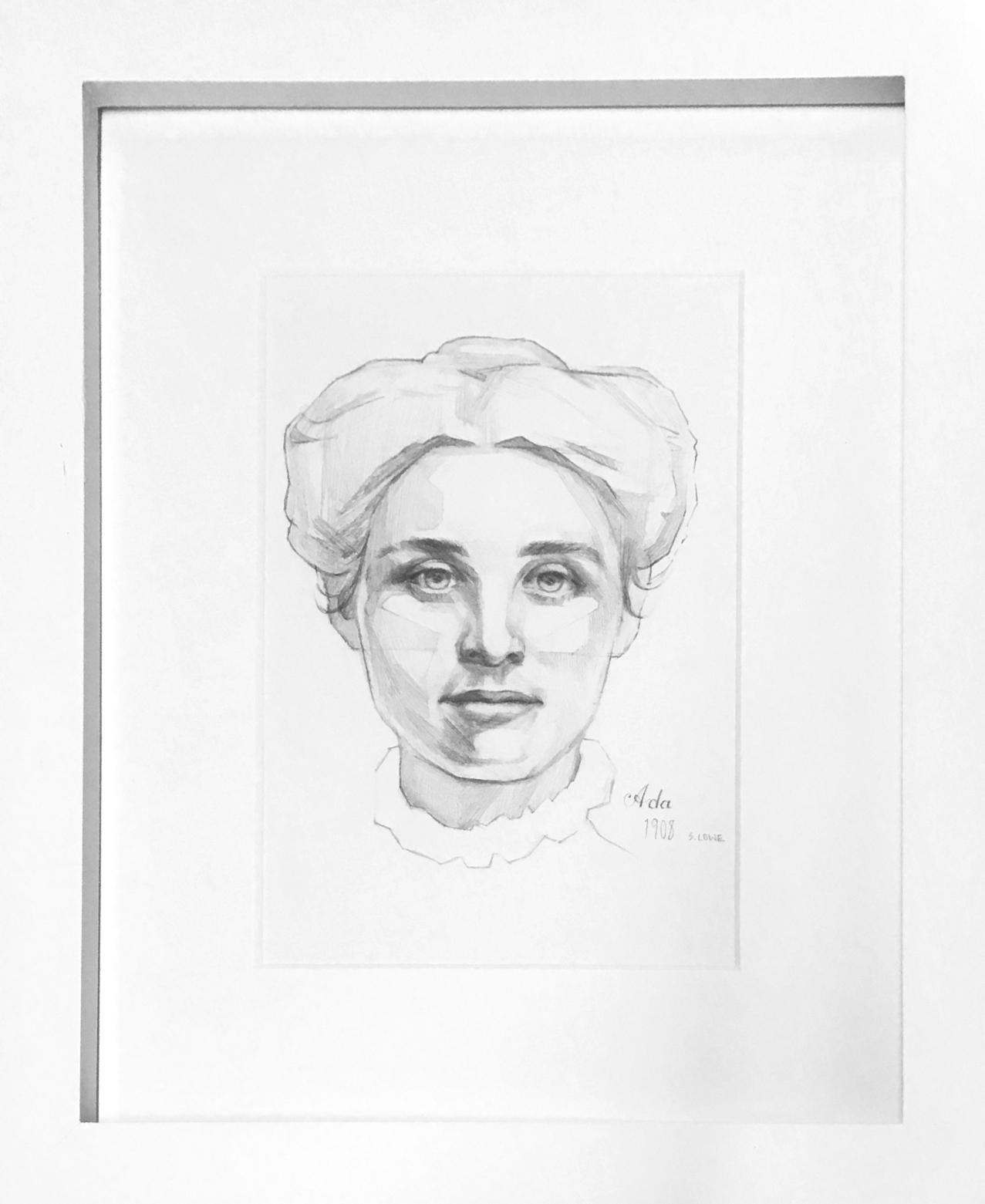 Ada Reimagined, 1908   SOLD