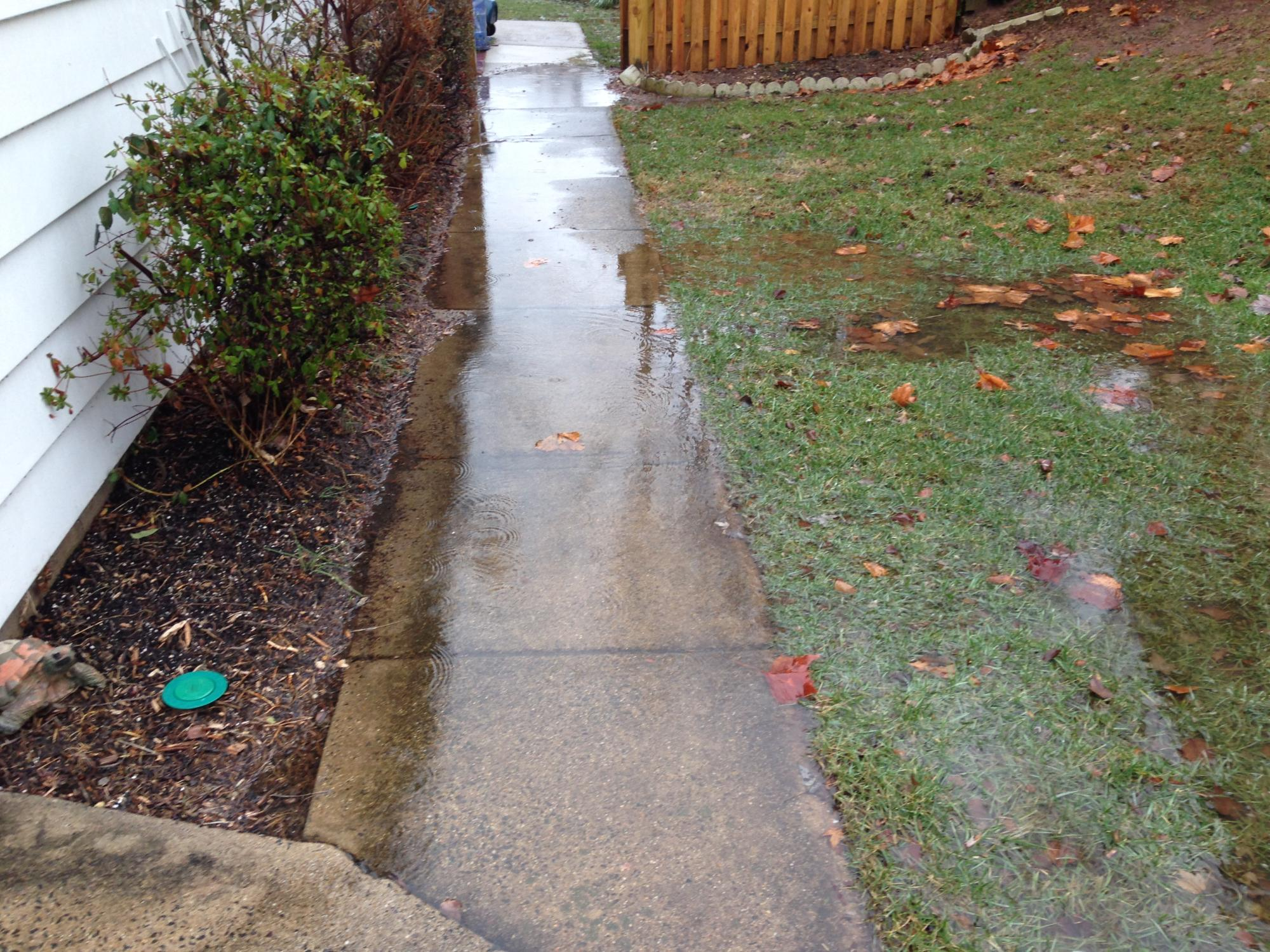 Drainage — Raindance Property Solutions