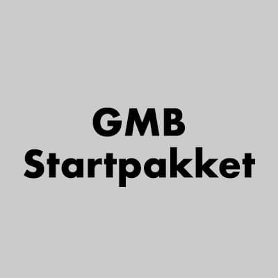 GMB Startpakket