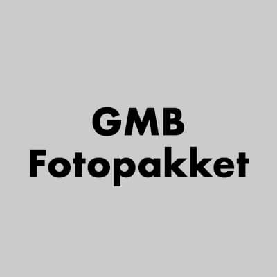 GMB Fotopakket