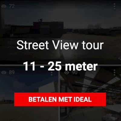 GMB Street View tour 11 - 25 meter