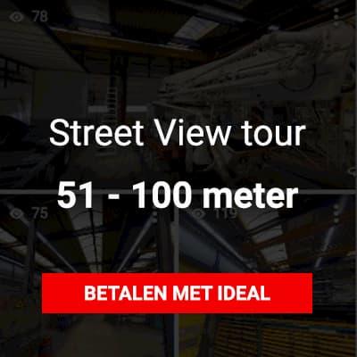 GMB Street View tour 51 - 100 meter