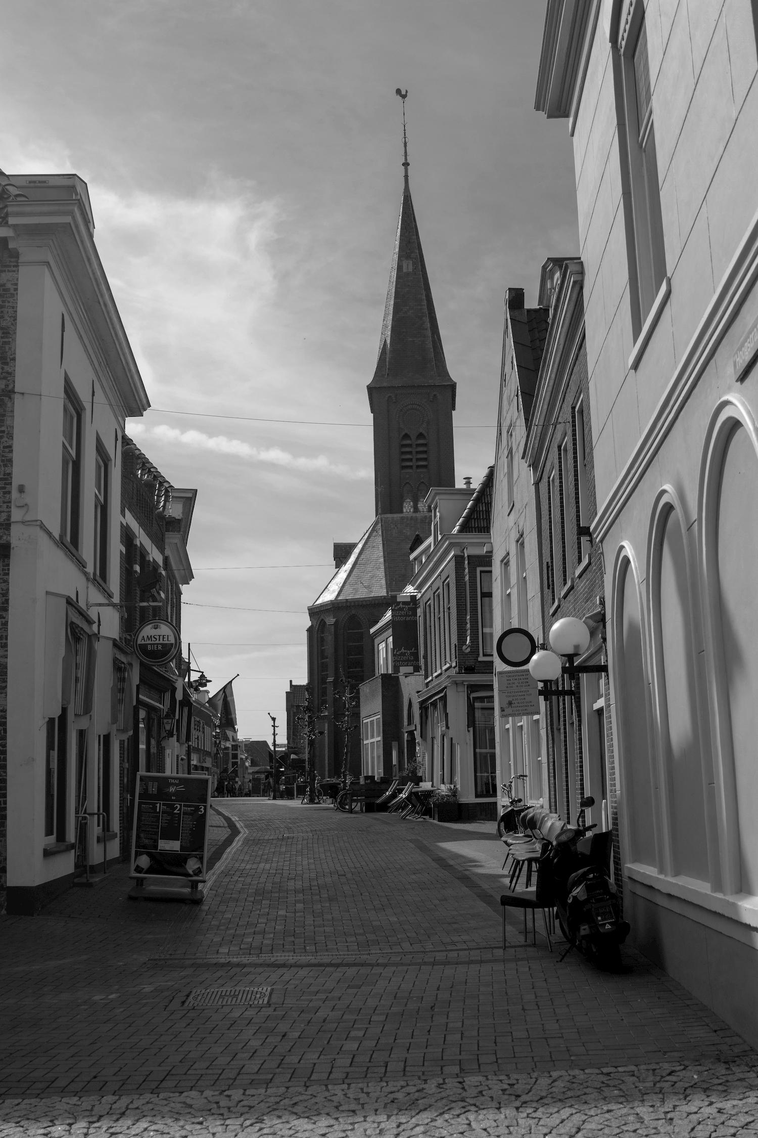 Winkelstraat Dokkum