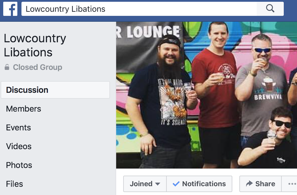 Private FB Group