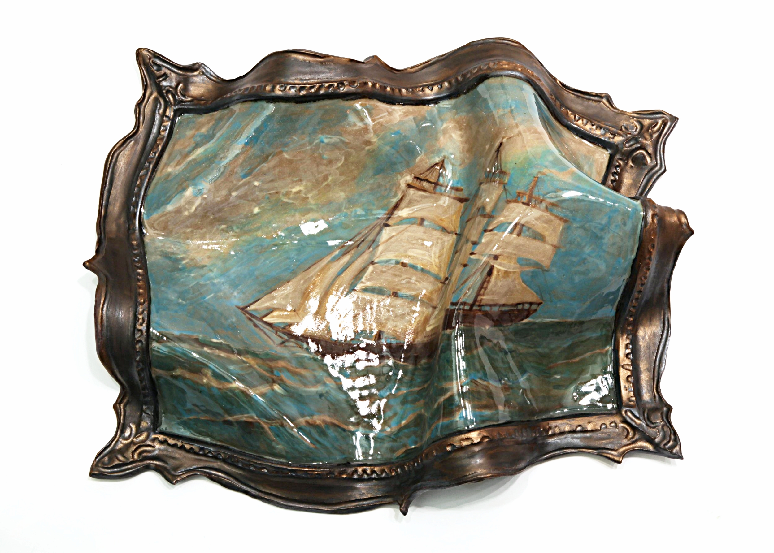Copy of Warped Clipper Ship