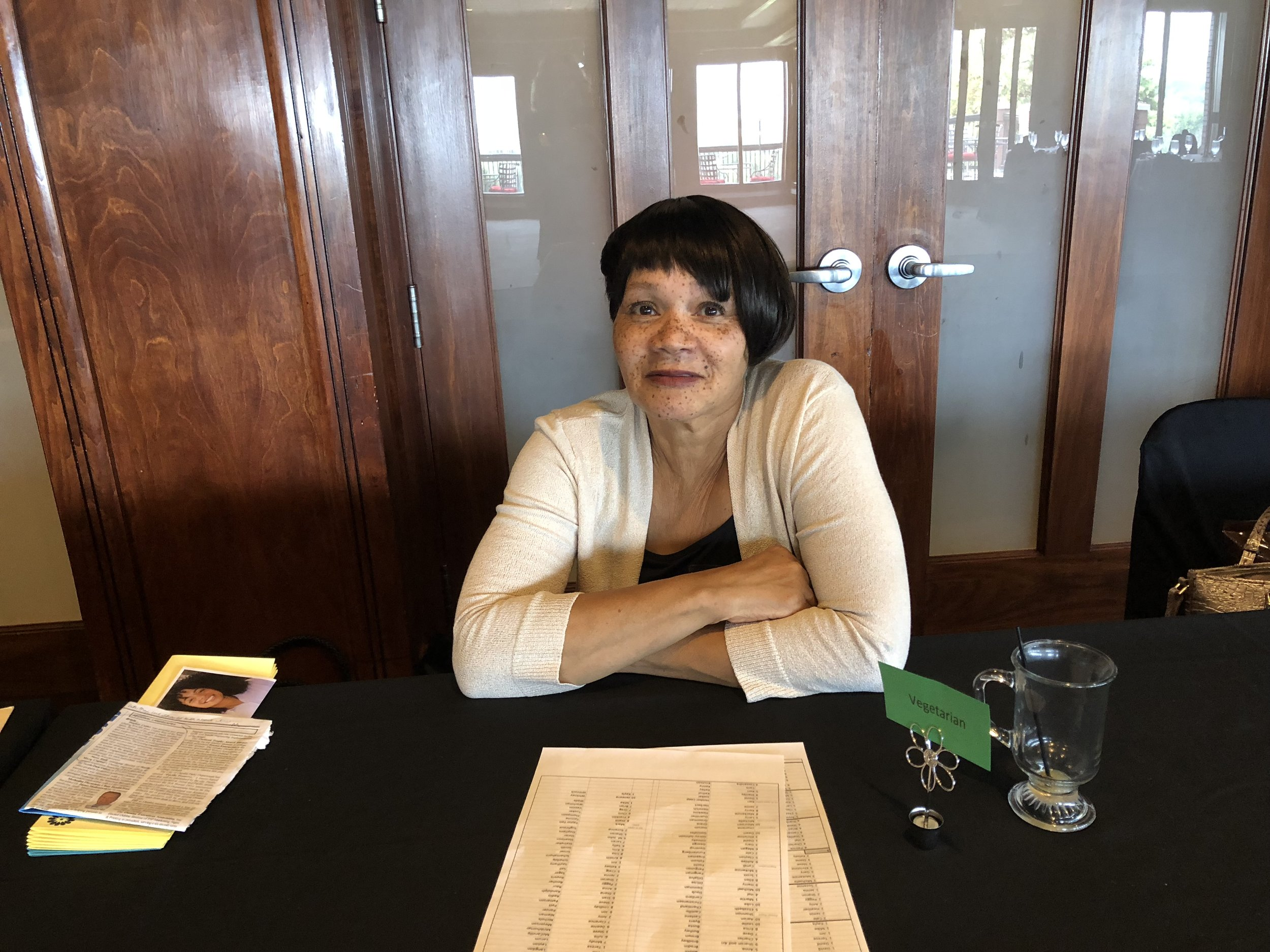 Charlene Gorum  Office Assistant    Charlene comes to us from the National Able Network. The organization helps clients achieve career success. Learn more  here .