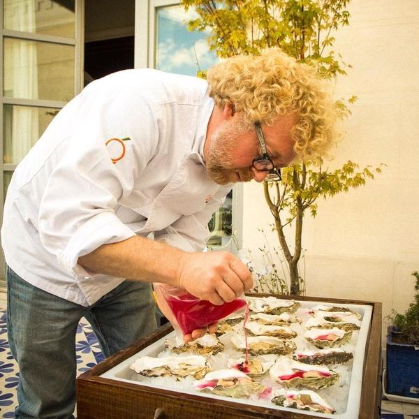 Chef Luca Rodi