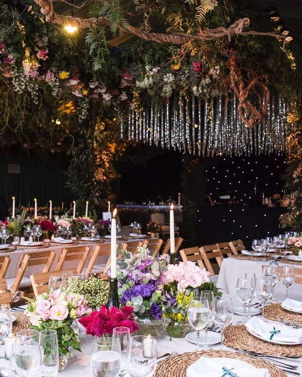 Wedding at Estancia Villa María, near Buenos Aires, Argentina. Photo by    @ezerohrph