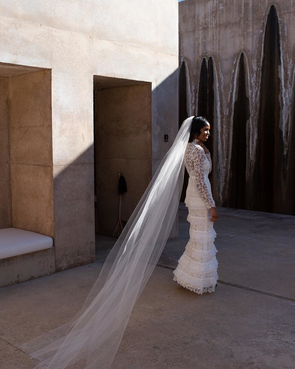 Photo from a real wedding at Amangiri by    Cameron Clark   .