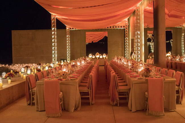 Amangiri    event by    Johnny Roxburgh   . Photography by    Cameron Clark   .