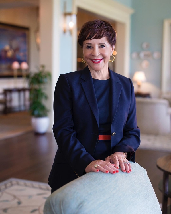 Sheila C. Johnson, the first African-American female billionaire