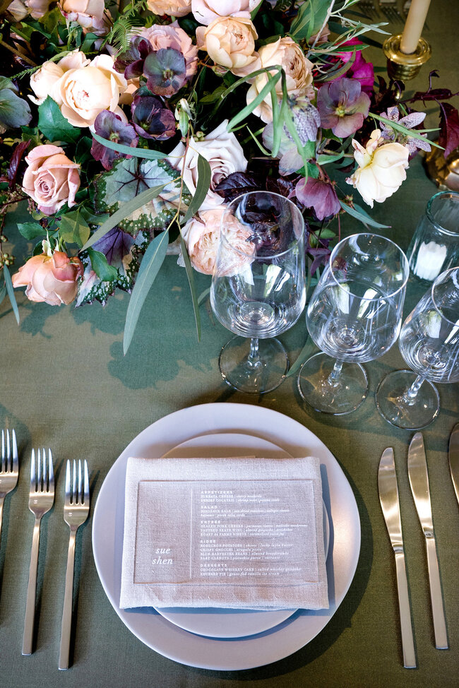 Event design by    Stefanie Miles   . Photography by    Cameron Clark   .