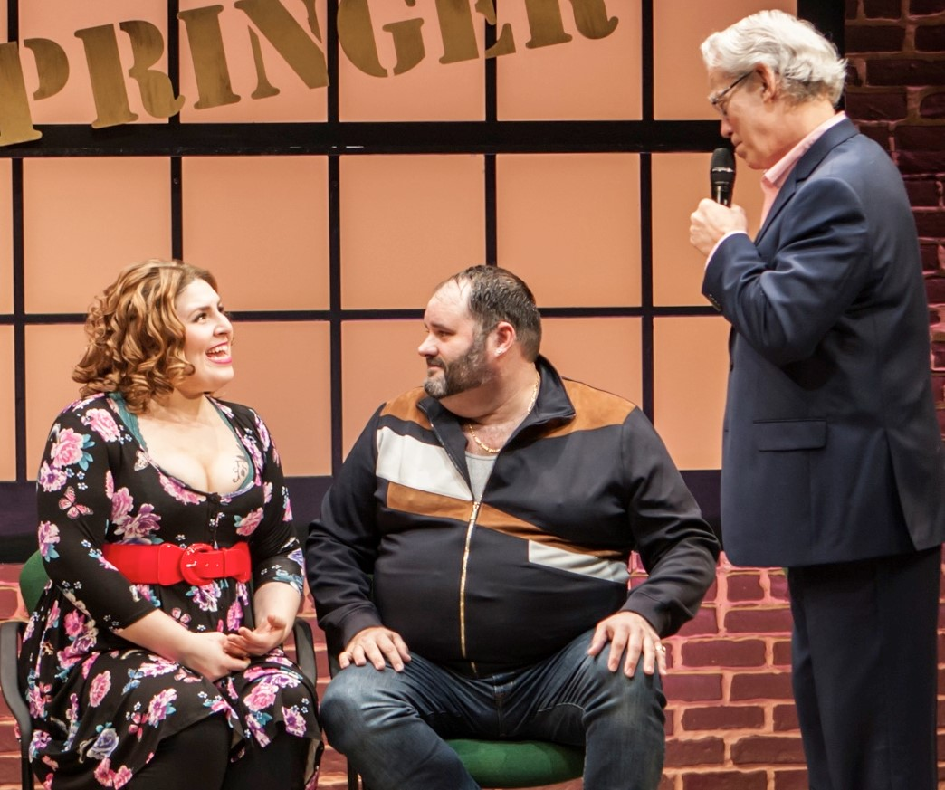 Jerry Springer: The Opera feature image
