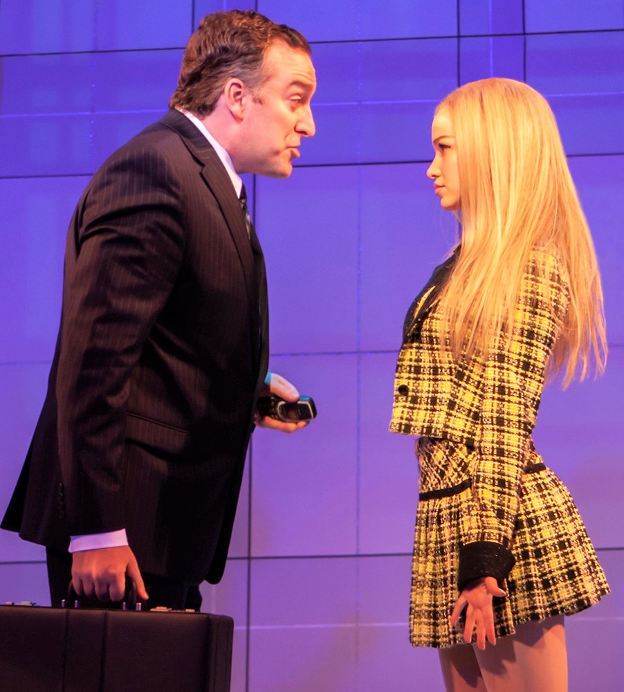 Clueless, the Musical — Off Off Online