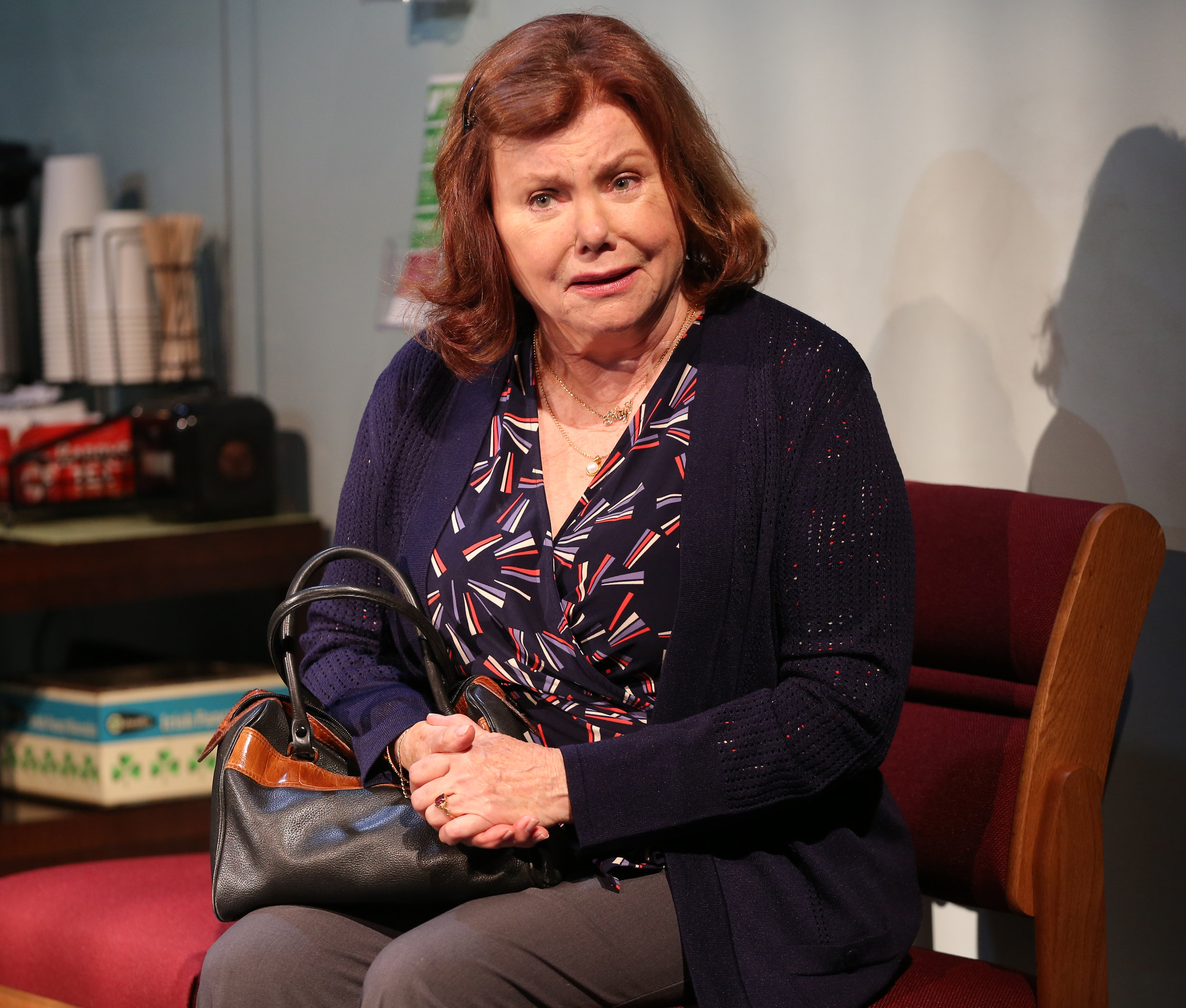 Marsha Mason plays an Irish grandmother trying to be a rock for her family in Elaine Murphy's  Little Gem.