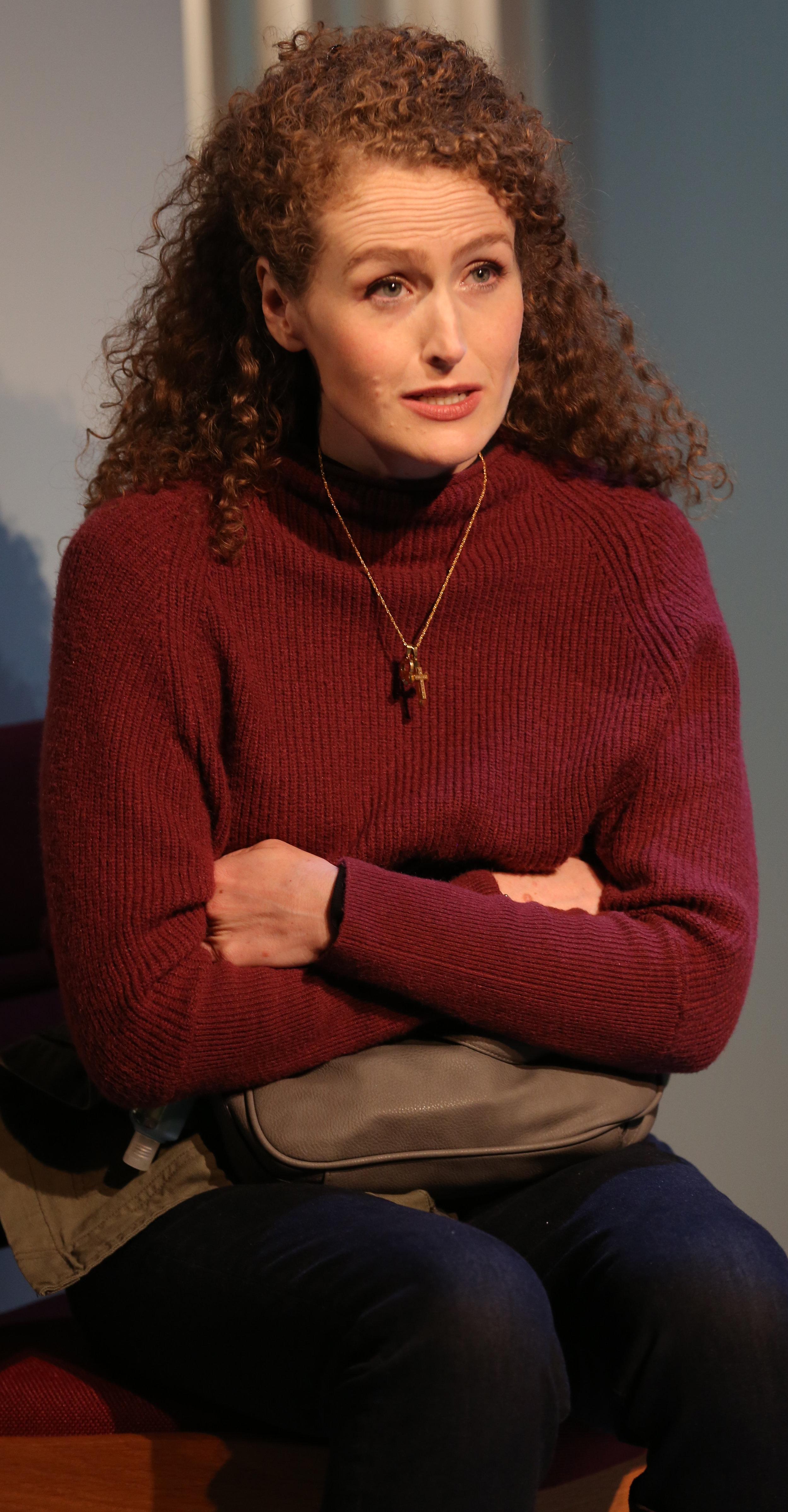 Brenda Meaney plays Lorraine.