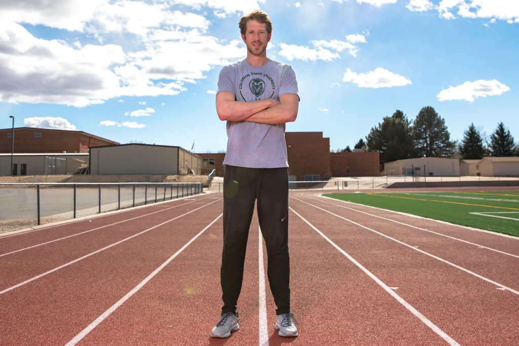 Teri Frei: At 33, Greeley's Chris Helwick is quitting his job and resuming his chase of Olympic decathlon dream - Greeley Tribune | December 2, 2018