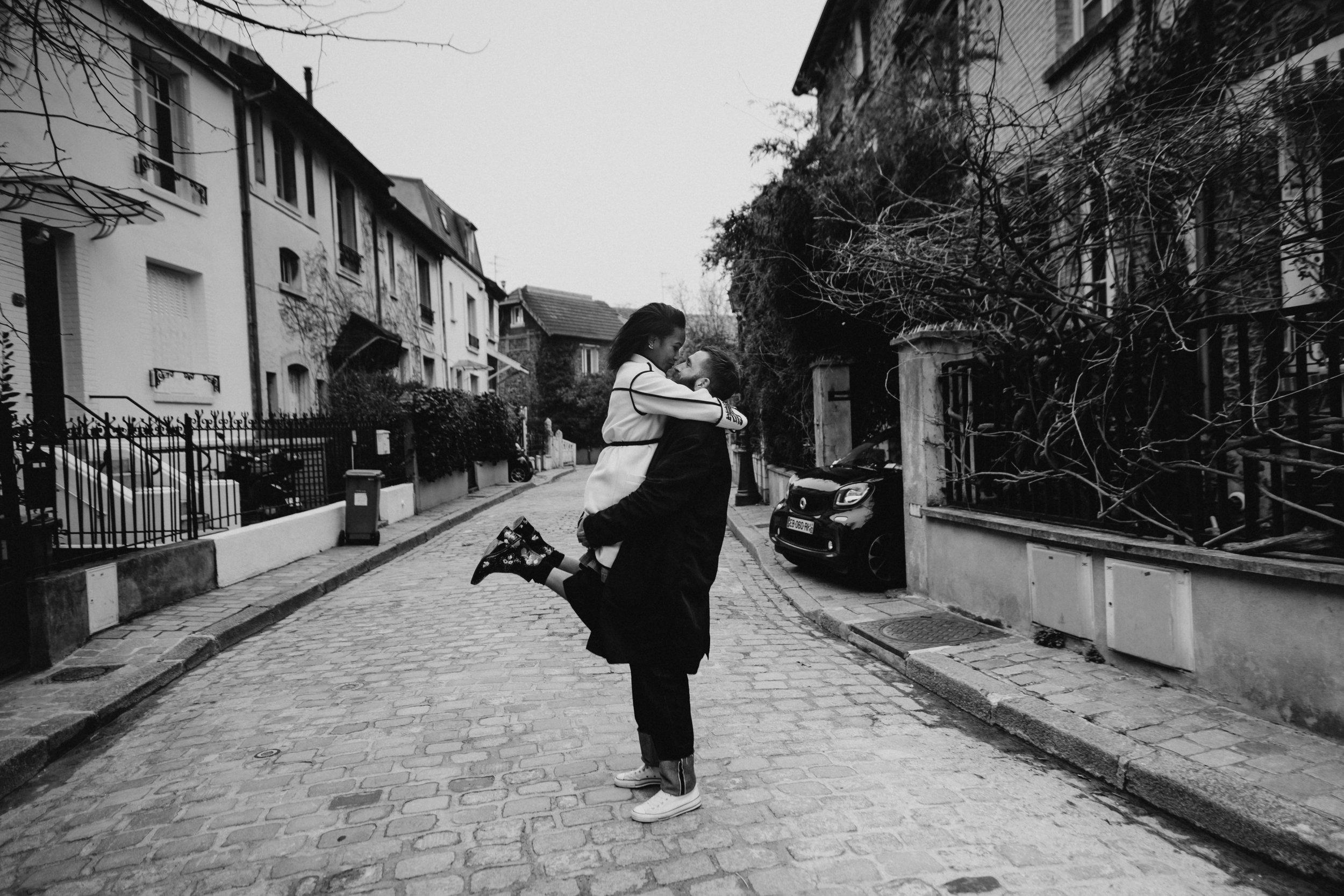 paris france elopement photographer
