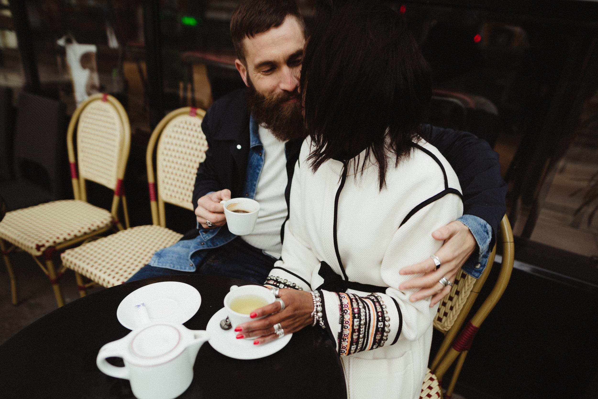 coffee in paris france
