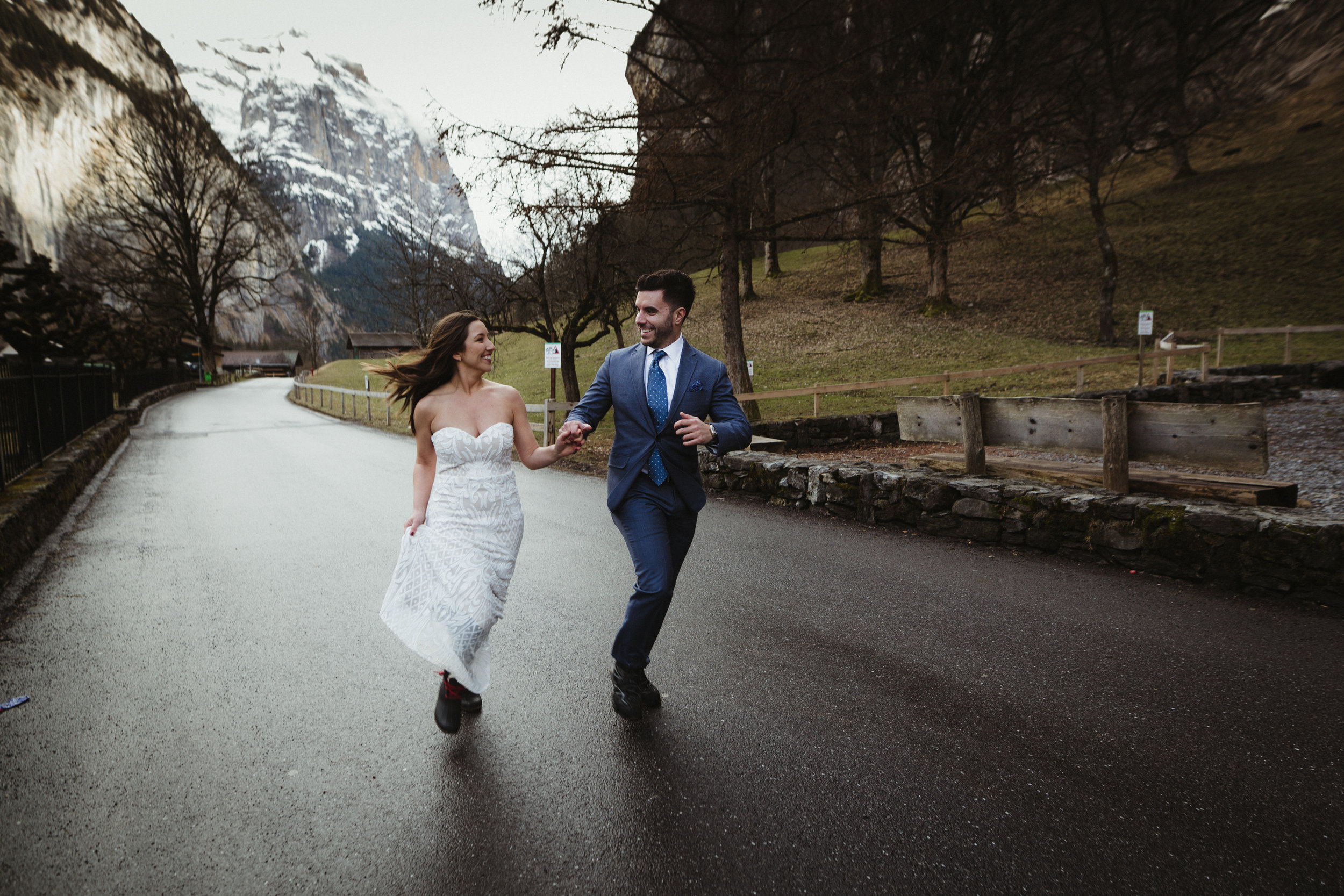 lauterbrunnen engagement in switzerland
