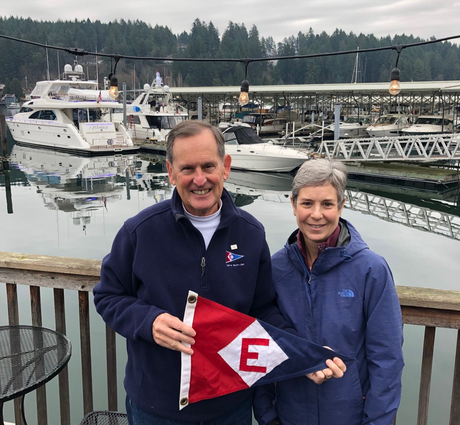 Gary & Jane Powell in Gig Harbor, WA